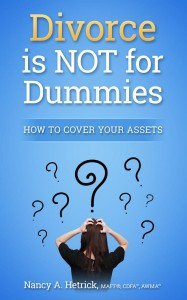 Divorce dummies cover assets book self help
