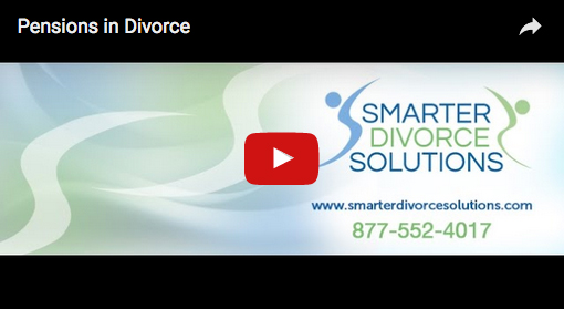 How to file for divorce: Are you getting the True value of your pension?